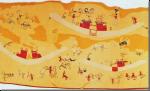 Detail van grafsdecoratie graf 100 Hierakonpolis