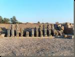 De tempel van Moet te Karnak