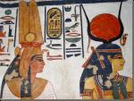 Graf van Nefertari  - beschrijving