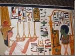 Graf van Nefertari  – decoraties