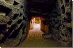 De Ibiscatacomben bij Toena el-Gebel