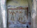 De graven van Anfoesji in Alexandrië