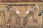 Katachtige goden in het oude Egypte