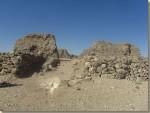 De tempels op de heuvel van Thot