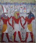 Het graf van Ramses I