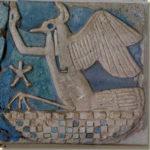 De kievit in het oude Egypte