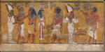 Decoraties in het graf van Toetanchamon
