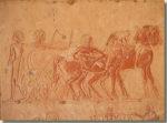 Paarden in het oude Egypte