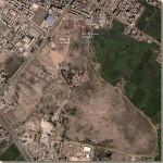 De stad Baset (Boebastis) en de tempel van Bastet
