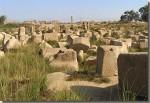 De stad Baset (Boebastis) - de opgravingen