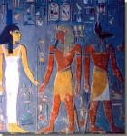 Het koningsgraf van Horemheb
