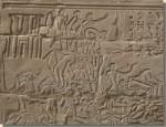 De campagnes uit het 1ste regeringsjaar van Sethy I