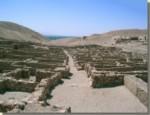 Deir el-Medina - het dorp