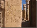 Het generaalsgraf van Horemheb