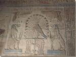 De tempel van Opet te Karnak
