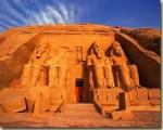 De tempels van Ramses II te Aboe Simbel